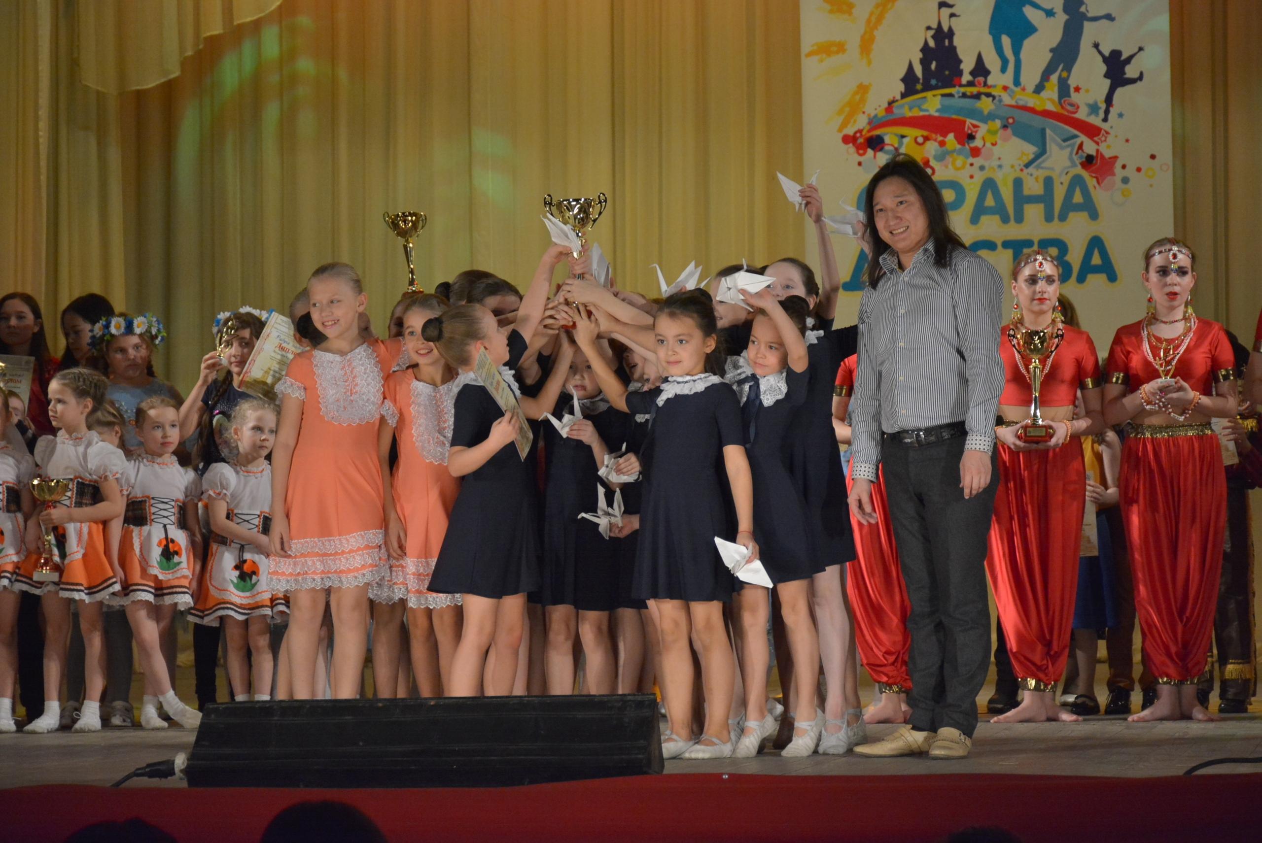 VII Международный фестиваль-конкурс детского, юношеского и взрослого творчества «РАДУГА НАДЕЖД»