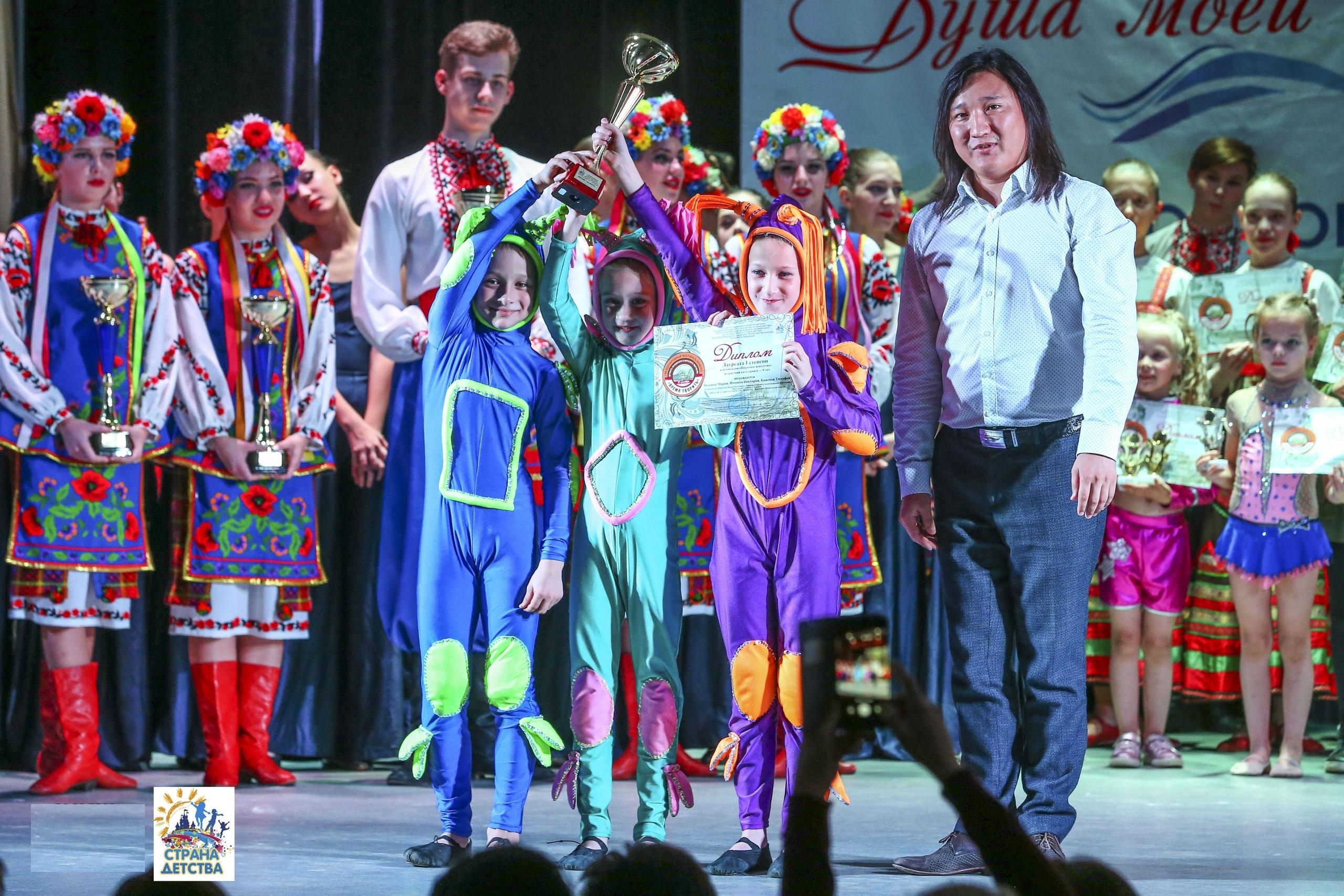 VII Международный фестиваль-конкурс детского, юношеского и взрослого творчества  «В МИРЕ ТАЛАНТОВ»