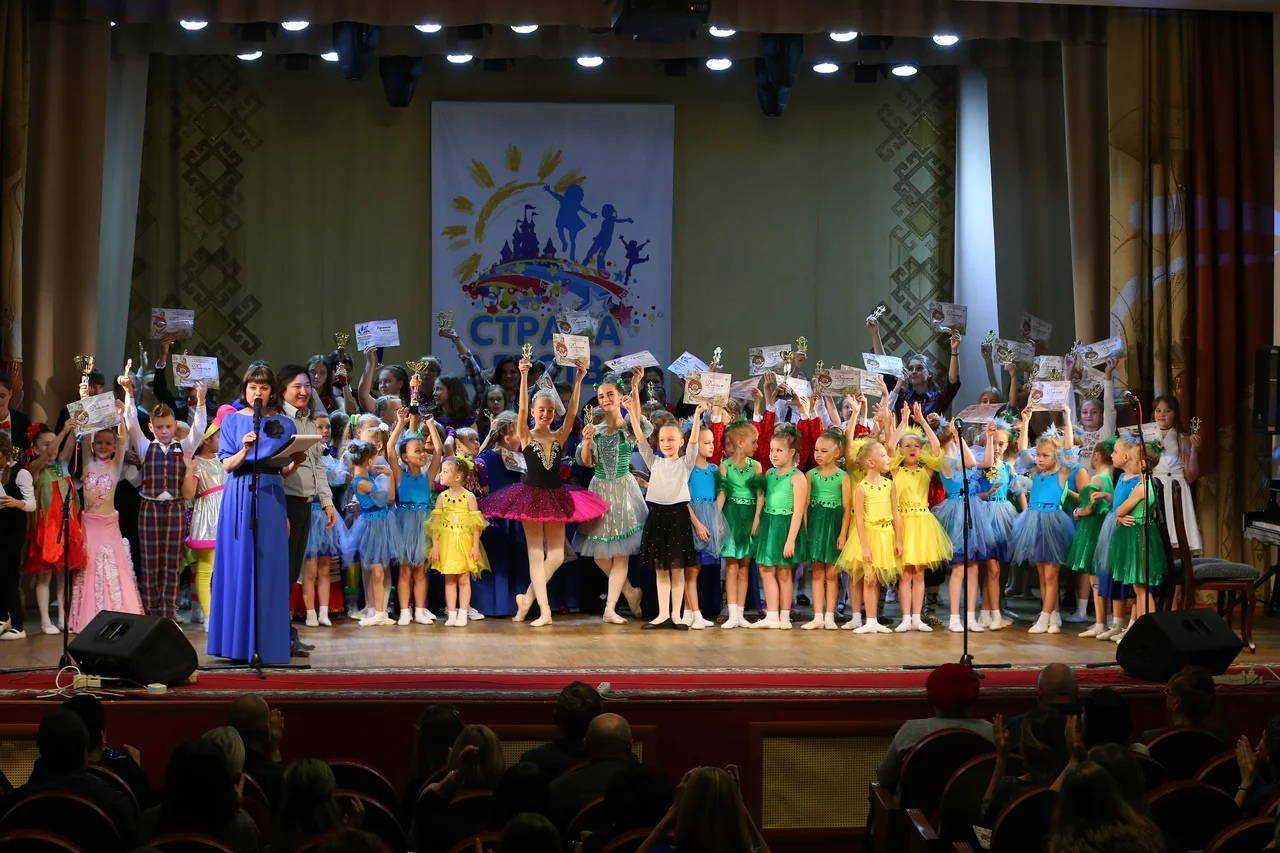 VII Международный фестиваль-конкурс детского, юношеского и взрослого творчества «ВОЛШЕБНЫЙ МИР ИСКУССТВА»