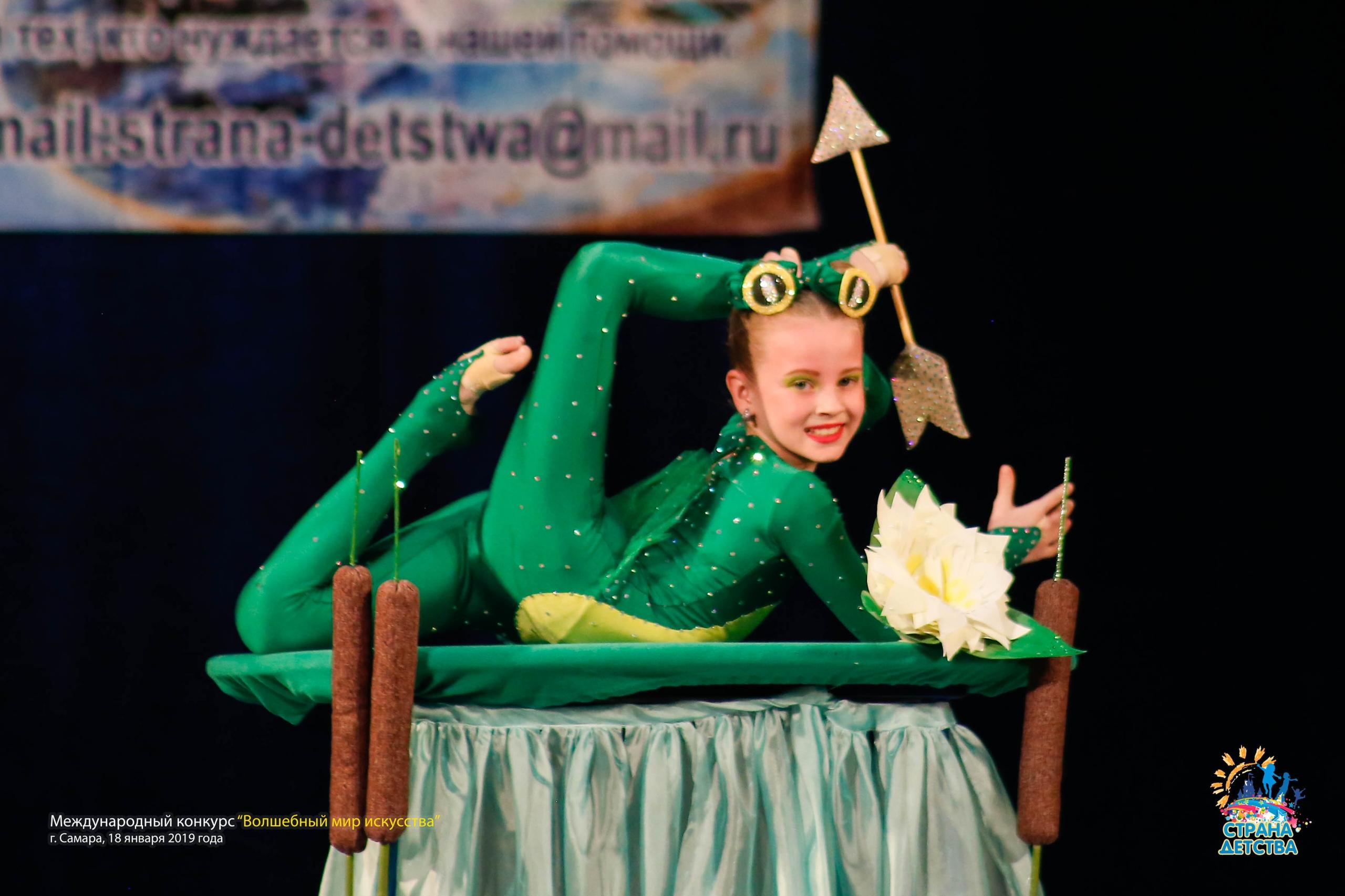 VI Международный фестиваль-конкурс детского, юношеского и взрослого творчества  «В МИРЕ ТАЛАНТОВ»