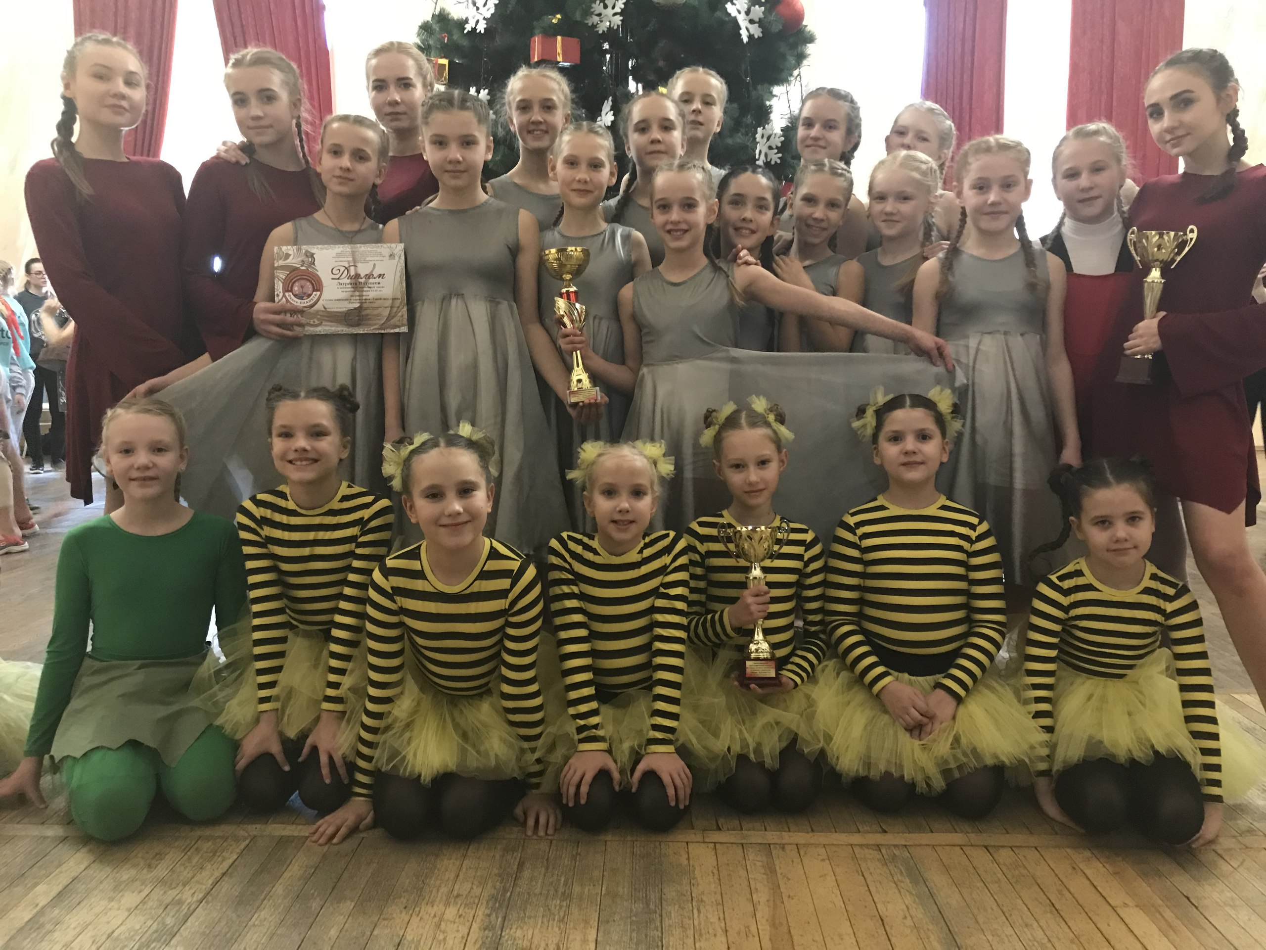 Первый Международный хореографический конкурс-фестиваль детского, юношеского и взрослого творчества «Dance - ПЛАНЕТА»