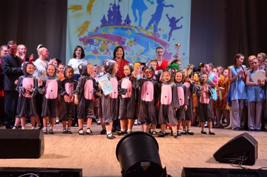 В Центре культуры «Эльмаш» состоялся I Международный фестиваль-конкурс детского и юношеского творчества