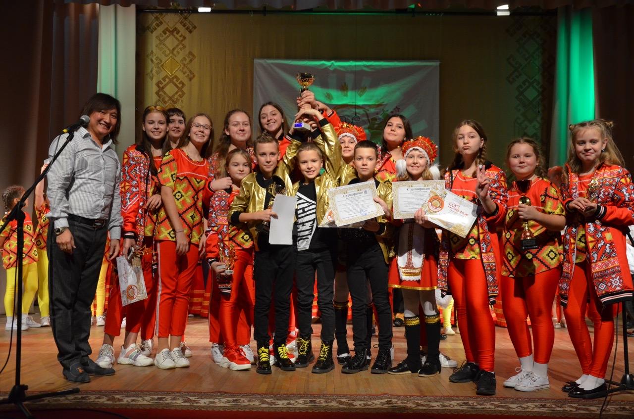 В столице Республики Мордовия городе Саранске в гостеприимном Дворце культуры г.о. Саранск