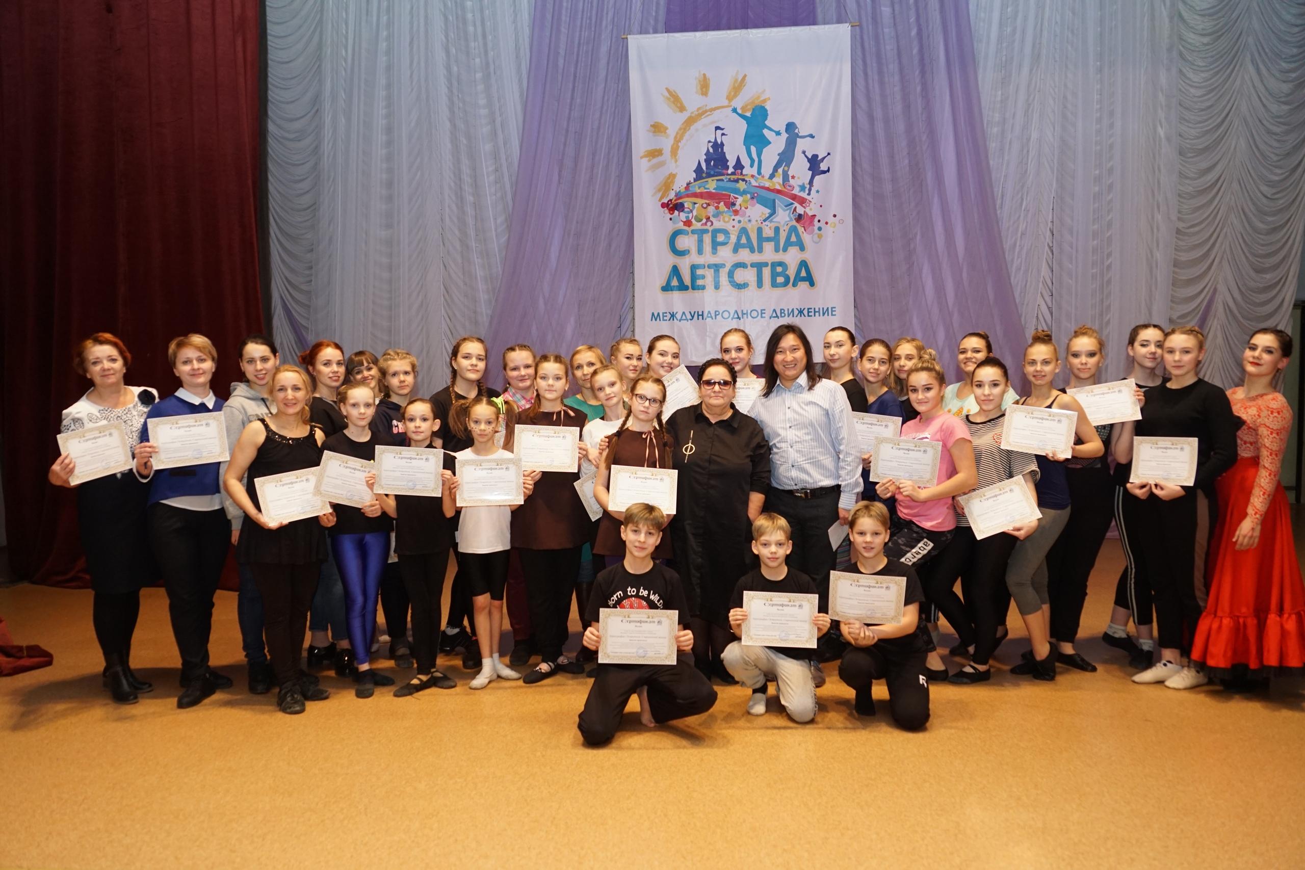 Вот уже второй год подряд в г. Нижний Тагил проходит Международный хореографический конкурс
