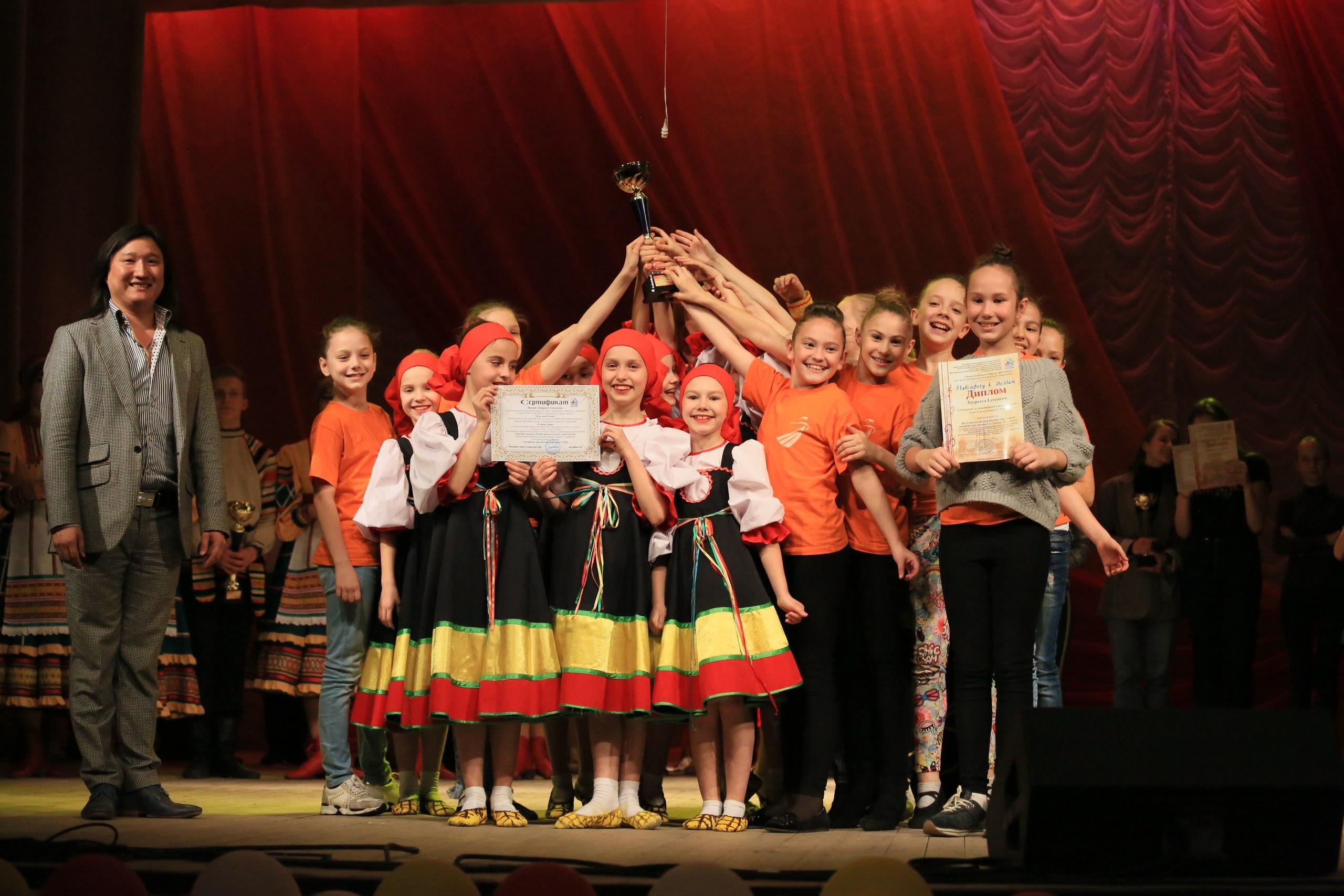 13 мая 2018г впервые в городе Мурманске прошел Международный конкурс-фестиваль детского, юношеского и взрослого творчества